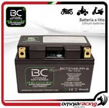 BC Battery - Batteria moto al litio per Buell XB9S 1000IE LIGHTNING 2003>2004