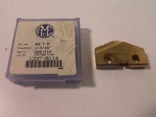Nib Allied Amec 133t 0014 1 716 3 T A Hss Tin Coated Spade Drill Insert