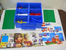 Vintage Lego Basic Set 545 BUILD-N-STORE CHEST Used, Not Complete, No Box 1990