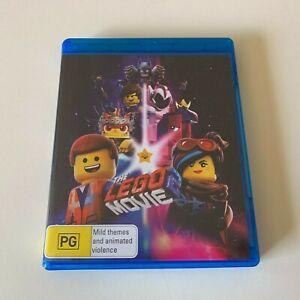 The Lego Movie 2 - Blu Ray - Free Postage !!