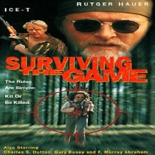 Surviving the Game [Import] [VHS Tape] [1994]
