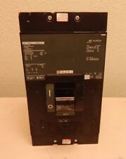 Square D LAL36400 Thermal Magnetic Circuit Breaker 400A 3-Pole *USED