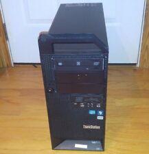 Lenovo Thinkstation D30 2x E5-2603 1.8 GHz 8 Cores 16 GB Memory Barebones No HDD
