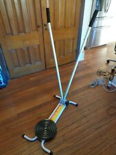 Vintage Twist N' Ski ExerScience From NordicTrack Ski Home Cardio Exercise
