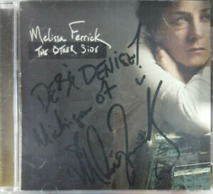 (Autographed / Signed) Melissa Ferrick - The Other Side CD