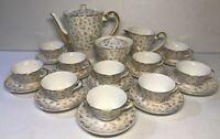 Service À Café En Porcelaine Digoin & Sarreguemines 10 Pers