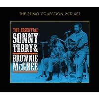 Terry Sonny Et Brownie Mcghe - L'Essentiel Neuf CD
