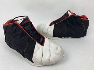 Dwyane Wade Converse 1 (Playoff Version) White/Black/Red Men's Size 9.5