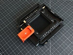 ALPA 12 PLUS w/ Red Stitching Adapter — MINT