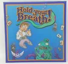 Hold Your Breath! Board Game - Complete
