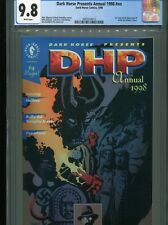 Dark Horse Presents Annual 1998 #nn  CGC 9.8  WP (1st Buffy the Vampire Slayer)