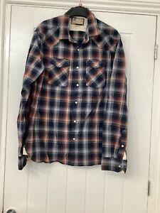 North Coast Check Shirt Sz L