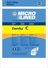 Eureka Style C Mighty Mite Micro Allergen Vacuum Cleaner Bags by DVC Made in USA