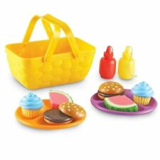 Learning Resources Sprouts Picnic Set 1 2day Ship