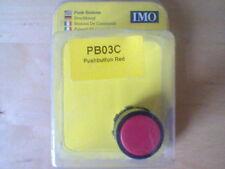 Actuador de la OMI PB03C Pulsador