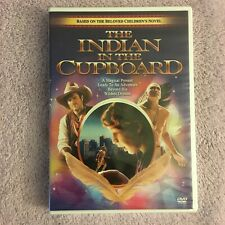 The Indian in the Cupboard (DVD, 2001, Widescreen) Brand New Sealed