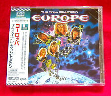 Europe The Final Countdown JAPAN CD BSCD2 BLU SPEC 2 SICP-30396