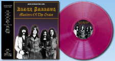 Black Sabbath - Masters Of The Grave - LIMITED EDITION PURPLE VINYL - NEW/SEALED