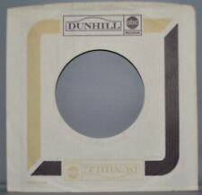 "1x 45 rpm ABC DUNHILL black gold company sleeve original record sleeves 7"""