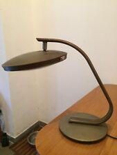 Lampada da tavolo Fase vintage space age anni 70 enterprise ufo design lamp