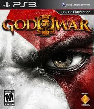 God Of War III  - Sony Playstation 3 Game