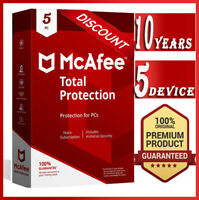 McAfee Total Protection 2020 Antivirus 10 Devices ✅ 5 Years ✅ Ínstant dєlivery🔑