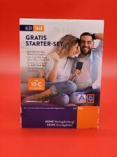 ALDI TALK SIM Karte Starter Set inkl. 10 ? Guthaben *NEU&OVP*