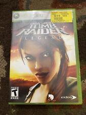 New listing Lara Croft: Tomb Raider - Legend (Xbox 360) Working