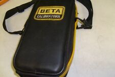 Beta 320 Gauge calibrators Used 5,30 psi range BR