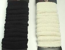 Bein Stulpen Srickstulpen mit Schafwolle