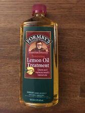 NEW 16 Fl. Oz. FORMBY'S Penetrating Lemon Oil Treatment