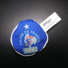 Equipe de France Football FFF KELLOGG'S joueur LIZARAZU CREATA anti-stress N5970