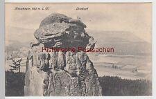 (88043) AK Heuscheuer, Góry Stołowe, Eberkopf, vor 1945