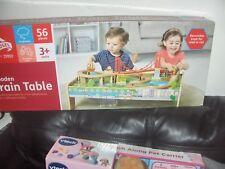 Carousel Wooden Train Set For Sale Ebay