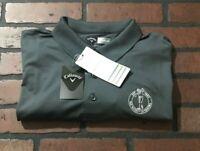 Callaway Golf Opti Dri Short Sleeve Golf Polo Shirt Men's Size Large