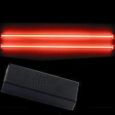 "2 Piece Car Red Undercar Underbody Neon Kit Lights CCFL Cold Cathode 12"""