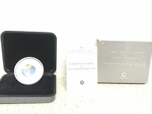 2001 $1 MILLENIUM  Silver OUNCE coin Cheapest on eBay ??  S59