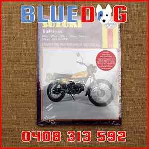 Suzuki TS TC 90 100 125 185 250 400 1971-79 Haynes Workshop Manual 970218