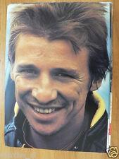 JON EKEROLD POSTER CC 1978 ROADRACE,PILOTE CONTINENTAL CIRCUS MOTO GP