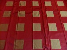 """Coupon tissu réversible Osborne & Little """"Cubit"""" 149 x 93 cm (58'1/2 x 33'1/2)"""