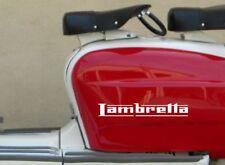 Lambretta scooter sticker | Self Adhesive | Scooter Lambretta Vespa Mod | BB093