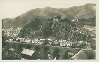 Ansichtskarte Hornberg mit Schloß an Schwarzwaldbahn  (Nr.759)