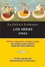 Los Vedas, Vyasa, Coleccion la Critica Literaria Por el Celebre Critico...
