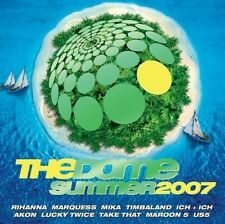 The dome Summer 2007 - 2 CD NUOVO HOT banditoz Jan Delay Amy Winehouse Rihanna