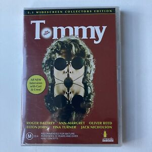 Tommy: The Movie. 5.1 Widescreen Collectors Edition DVD