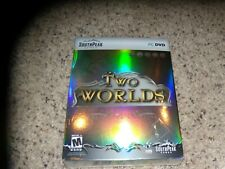 Two Worlds 2 Disk Collector's Edition (PC DVD, 2007) New and Sealed