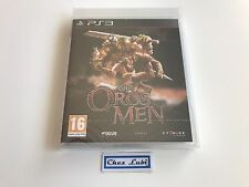 Of Orcs And Men - Sony PlayStation PS3 - FR - Neuf Sous Blister