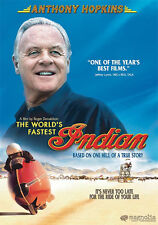 The World's Fastest Indian (DVD,2005)