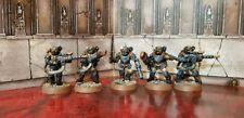 Militarum Tempestus Scions painted pack 1 Warhammer 40k