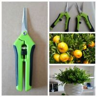 Stainless Steel Gardening Scissors Garden Pruning Shears Plants Trimming Tool